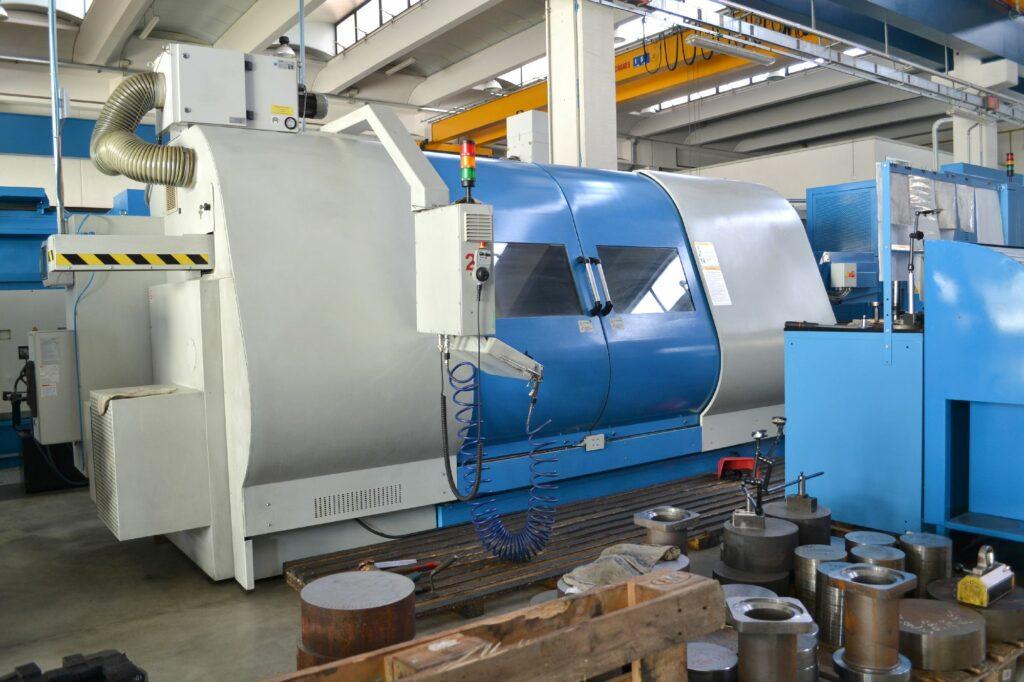 Tornio CNC mod. SB 350x1600