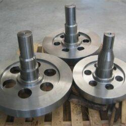 tornitura foratura e fresatura metalli
